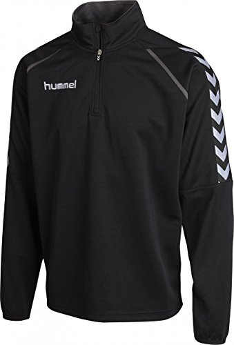 Hummel Sweatjacke Stay Authentic schwarz 6-8 Jahre (116/128 cm)