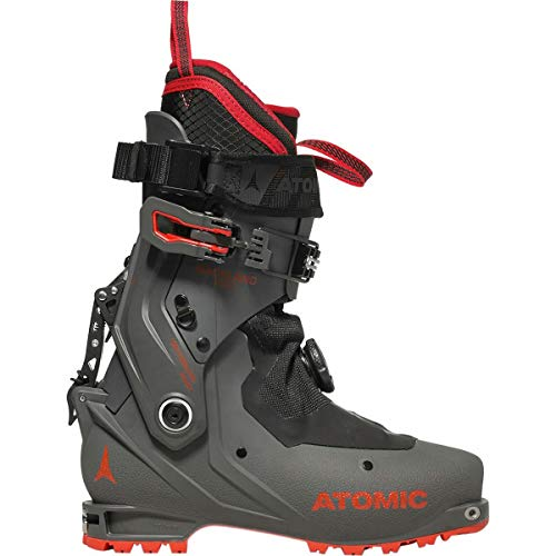 Atomic Backland PRO Ski Boots, Anthracite/Red, 27/27.5, AE502028027X