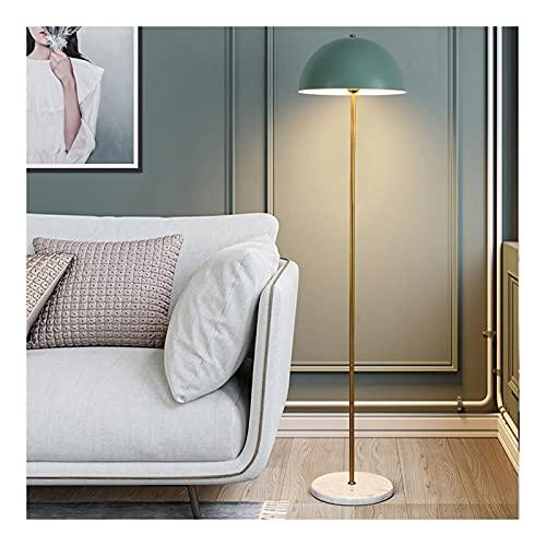 Indoor LED-vloerlamp eenvoudig ontwerp, moderne staande lamp met schaduw, hoge lamp voor woonkamer slaapkamer kantoor studeerkamer, paallichtenHome(Remote dimming, A)