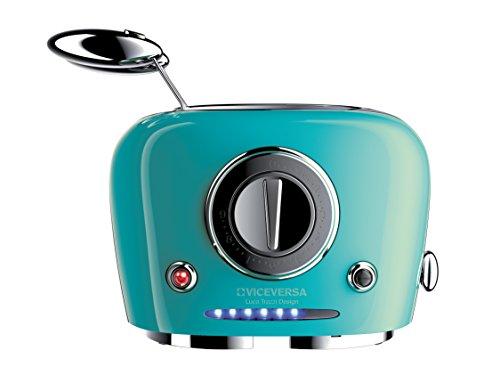 Viceversa 10053 Toaster, türkis