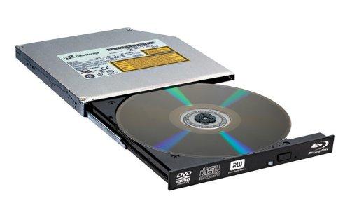 LG Slim Blu-Ray Combo Drive - SATA CT40N