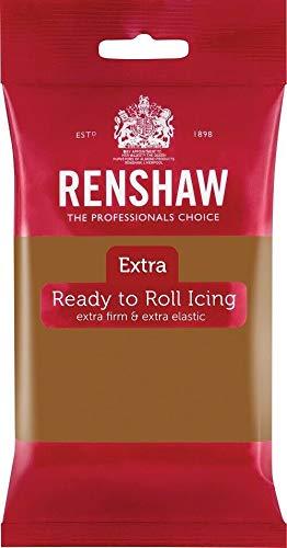 Renshaw Extra Fondant Teddy Bär 250g