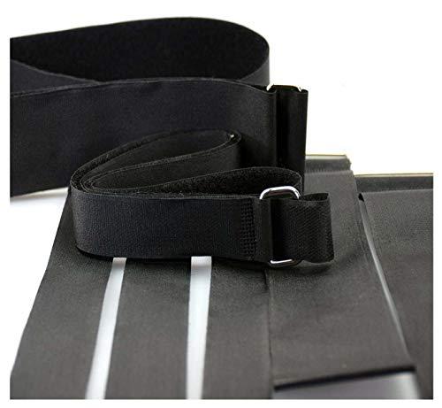 Alfatex® by Velcro® robuster Befestigungsgurt mit Metall-Schnalle, 3x 40cm, 1Stück