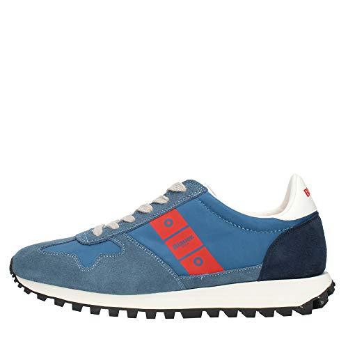 Blauer Sneaker Uomo Dawson Avio (Numeric_43)
