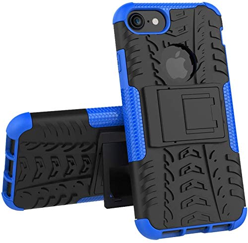 SS Tech Case for iPhone 6/6S Blue Shock proof light weight Tough Armour...