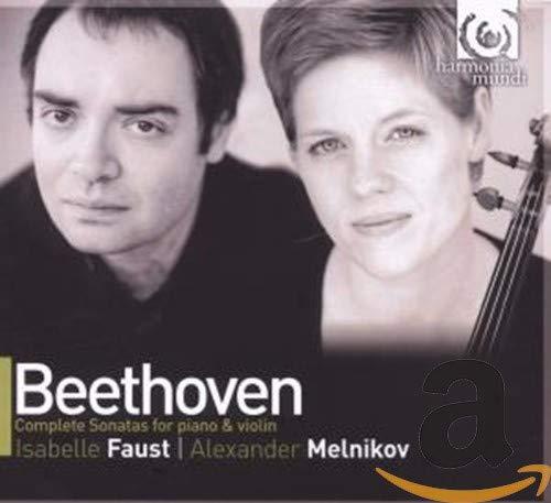 ベートーヴェン: ヴァイオリン・ソナタ集(全曲) (Beethoven: Complete Sonatas for Piano & Violin) (4CD) [輸入盤]
