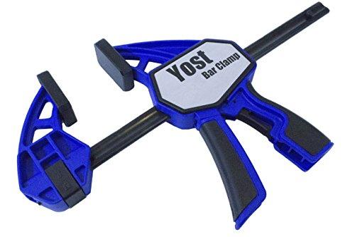 Yost Vises 15036 36 Inch 330 lbs. Bar Clamp