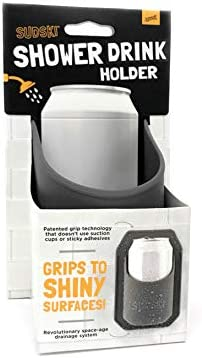 30 Watt Sudski Portable Shower Drink Holders for Beer Can Silicone Grips Shiny Surface product image