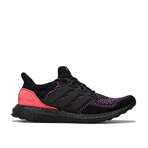 Sneaker Adidas adidas para hombre Ultraboost entrenadores en negro púrpura - Reino Unido