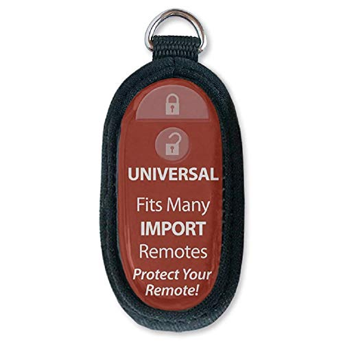 Lucky Line Flexible Remote Skin, Universal, 1 Pack (49001) , Black