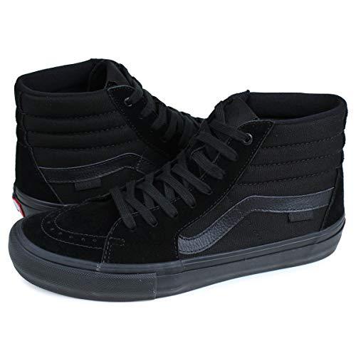 VANS SK8-HI PRO バンズ スニーカー メンズ ヴァンズ スケートハイ ブラック 黒 VN000VHG1OJ [US9.5-27.5]