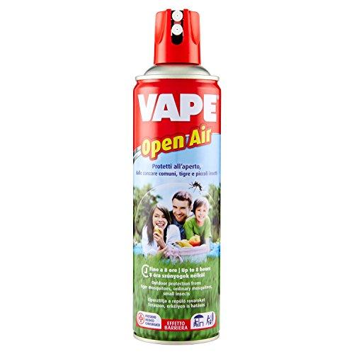 Vape Open Air Zanzare - 2 pezzi da 500 ml [1 l]