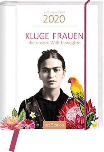 Buchkalender Kluge Frauen 2020