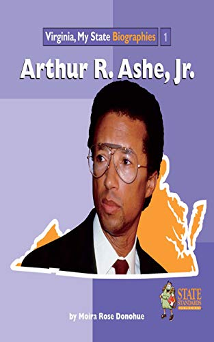 Book's Cover of Arthur R. Ashe, Jr. (Biographies) (English Edition) [Print Replica] Versión Kindle
