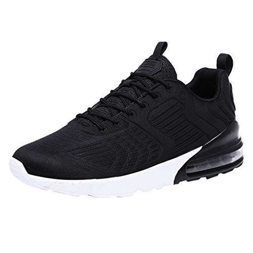 Best Prices! Dainzuy Mens Running Shoes Ultra Lightweight Sneakers for Tennis Sports Indoor Fitness ...