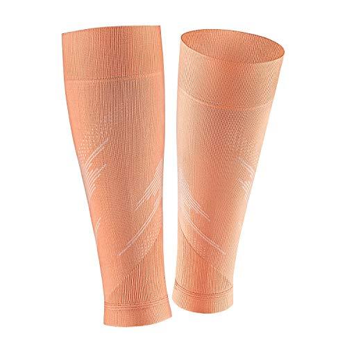Rockay Blaze Waden & Schienbein abgestufte Kompression Bein Stulpen für Männer und Frauen, 16-23 mmHg, 100% recycelt, geruchshemmend (1 Paar)
