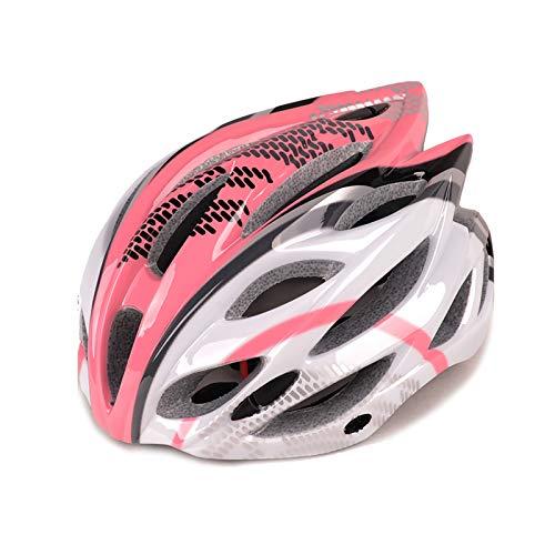 Jie Du 1 casco de bicicleta de montaña para adultos, casco de...