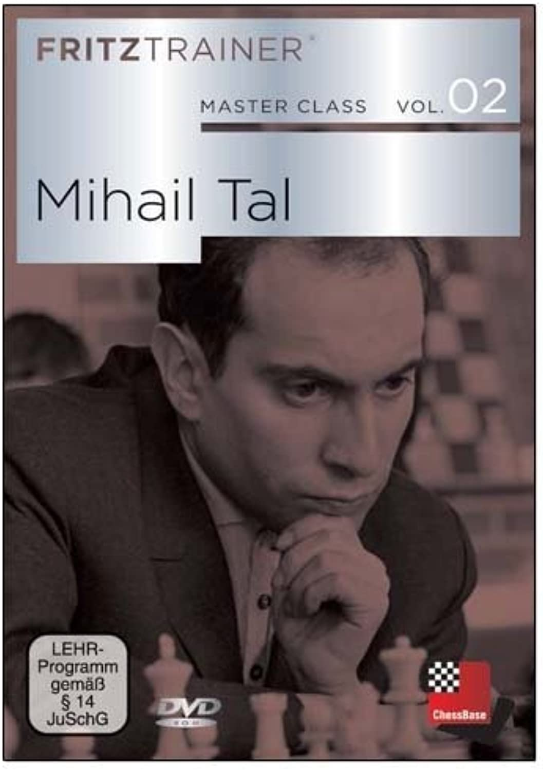 MASTER CLASS - Mihail Tal - VOL. 2 by  The House of Staunton, Inc.