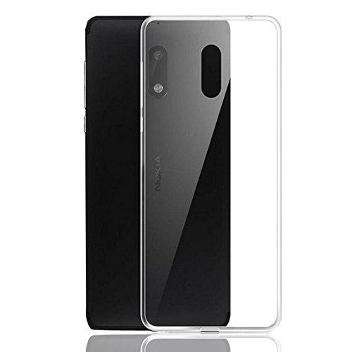 Eximmobile Silikon Hülle für Nokia Lumia 730 | Handyhülle für hinten | Schutzhülle aus hochwertigem TPU | Handytasche mit gutem Schutz | Cover in transparent | Handy Tasche Silikonhülle Etui