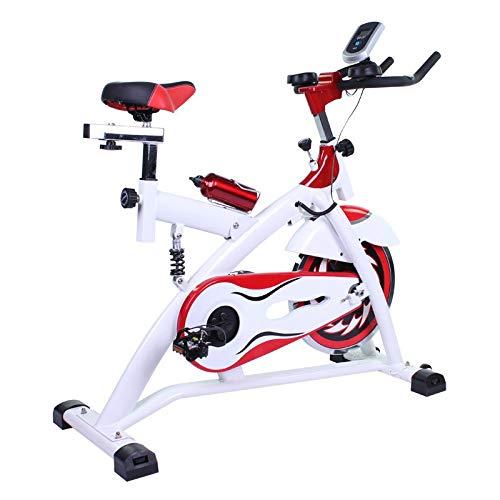 Riscko - Bicicleta Spining con Amortiguador Dbt-d-07 | Volante De ...