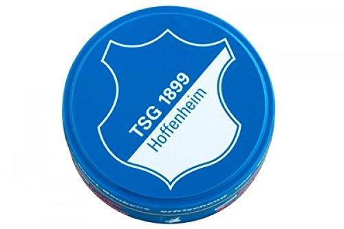 SportBonbon TSG 1899 Hoffenheim compatibel - 60 g met Cassis- u.Eisbonbonsmaak Cupper swett Caramelo bonbons