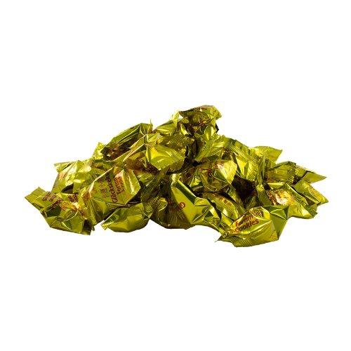 50 Glückskekse einzeln in Goldfolie verpackt ~ Marke DIAMOND