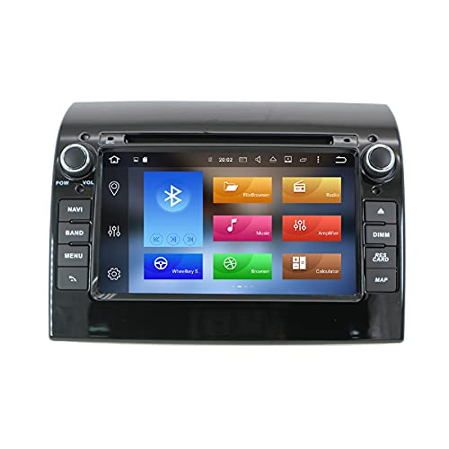 for Fiat ducato Citroen Jumper for Peugeot Boxer 2006 + Android Multimedia Player Screen Inside Car Dashboard Video Audio Radio Receiver GPS Host Unit Automatic Stereo (2 DIN, 4G 64G DSP Carplay PX5)