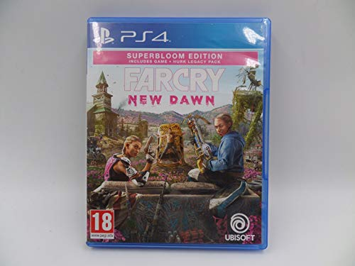 PS4 Far Cry New Dawn Superbloom Edition incl. Hurk Legacy Pack