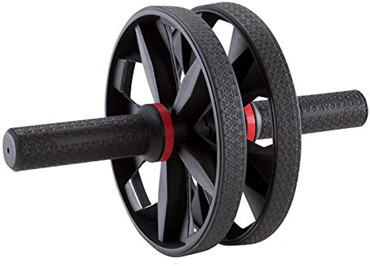 Ab Wheel Abdominal Exercise Wheel for Core Strength Training Fitness Equipment & Accessories Black