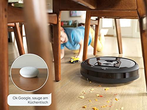 i Robot i7 (i7156) Roomba – WLAN App - 5