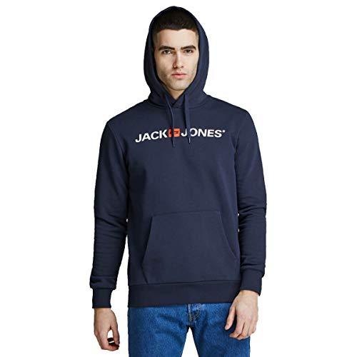 JACK & JONES męska bluza z kapturem z logo Jacorp
