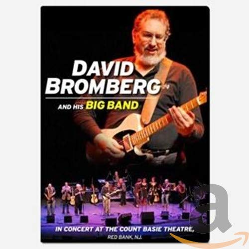David Bromberg & His Big Band - In Concert At The Count Basie Theatre. Red Bank Nj