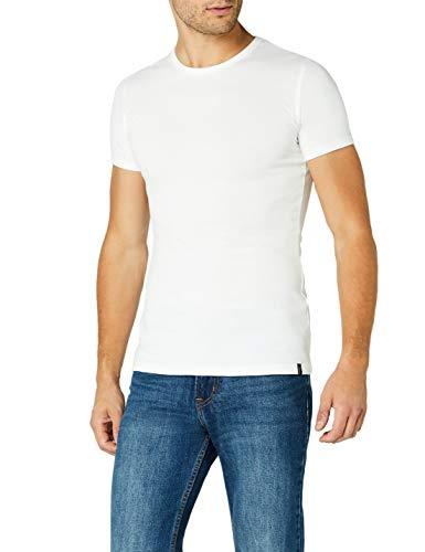 Trigema Herren T-Shirt, Weiß, XL, 602201_001