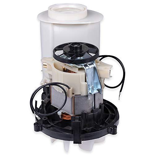 Ersatzmotor passend für Vorwerk Kobold 121/122 mit Schalldämpfer & Filter - 450 Watt - Passgenaue Anfertigung - Bestleistung beim Saugen - Hochwertige Qualität