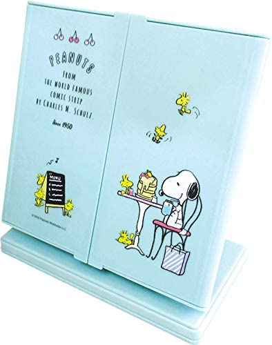 Three-Way Mirror Snoopy Tea Time 18.7 Don't miss the campaign x 9cm 18 Finally resale start Sn-5522708Tt
