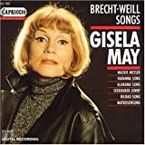 Brecht-Weill Songs - isela (Studioorchester) May