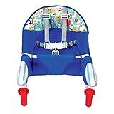 Cadeira De Alimentação Para Mesa Azul - Tutti Baby