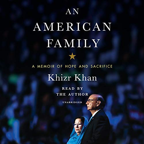 An American Family audiobook cover art