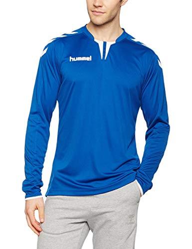 Hummel Herren Trikot Core Long Sleeve Poly Jersey, True Blue, M, 04-615-7045