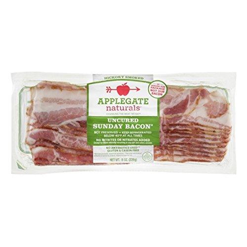 Applegate Naturals Uncured Sunday Bacon | Amazon