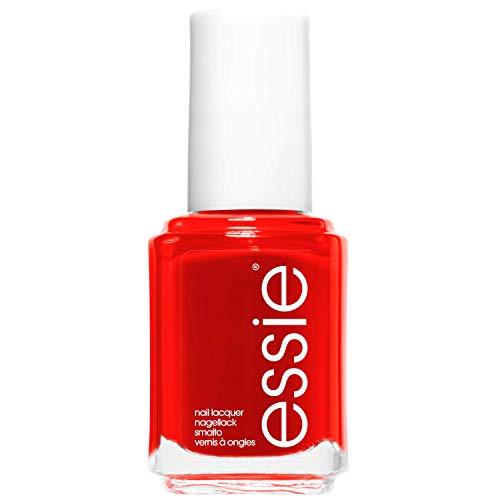 Essie Nagellack für farbintensive Fingernägel, Nr. 59 aperitif, Rot, 13,5 ml