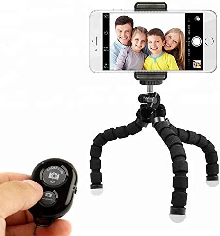 Luxury Cell Phone Tripod Ranking TOP13 Portable and with Re Wireless Flexible
