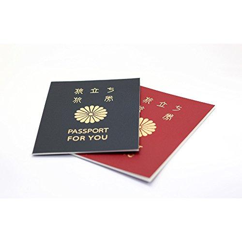 アルタ『メモリアルパスポート10年版(AR0819101)』