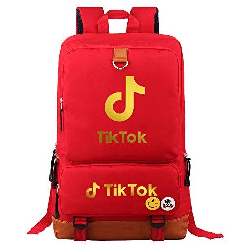 Notebook Backpack Children Travel Backpack Hiking Backpack 45cm * 30cm * 15cm Red