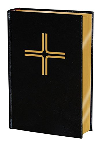 Gebet- und Gesangbuch Diözese Limburg: mit bistumseigenem Diözesananhang. Lederoptik schwarz mit Goldschnitt
