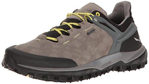 Salewa Damen WS Wander Hiker Gore-TEX Trekking-& Wanderstiefel, Sauric/Limelight, 38 EU