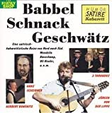 Babbel Schnack Geschwätz