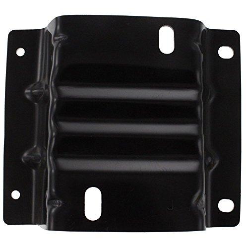 Evan-Fischer Bumper Bracket compatible with Ford Econoline Van 08-14 Front Plate...