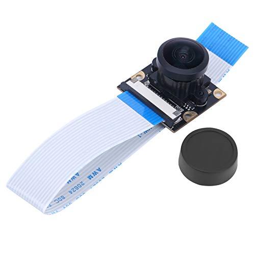 5 Millionen Pixel DC3.3V Zubehör für Raspberry Pi 2592 x 1944 HD-Kameramodul 222 ° Manuelle Fokuskamera für Raspberry Pi HBV-IR Cut