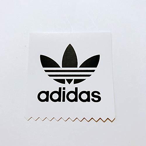 adidas アディダス ステッカー ブラック×ホワイト